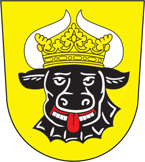 """Mecklenburg Arms"" by Ipankonin - From. Licensed under CC BY-SA 3.0 via Wikimedia Commons -"