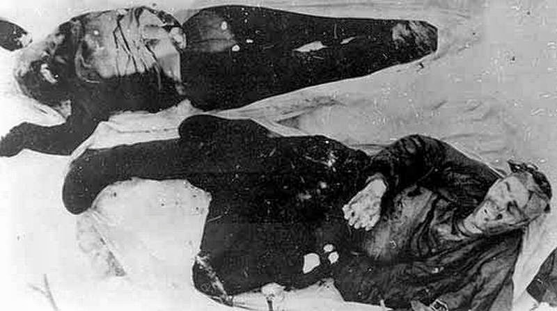Dyatlov Pass Dubinina and Tibo