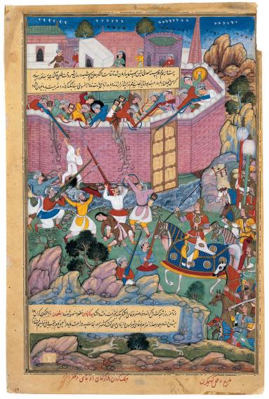 Khem_Karan_-_Siege_of_Khazar