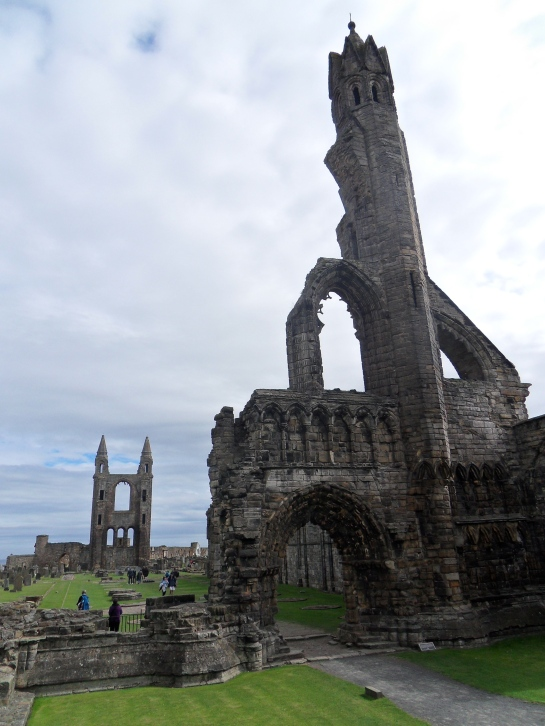 St. Andrews in Scotland