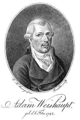 John Adams Weishaupt