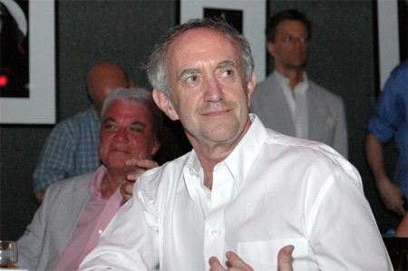 Here he is as Jonathan Pryce, the price for become of Pope is what?