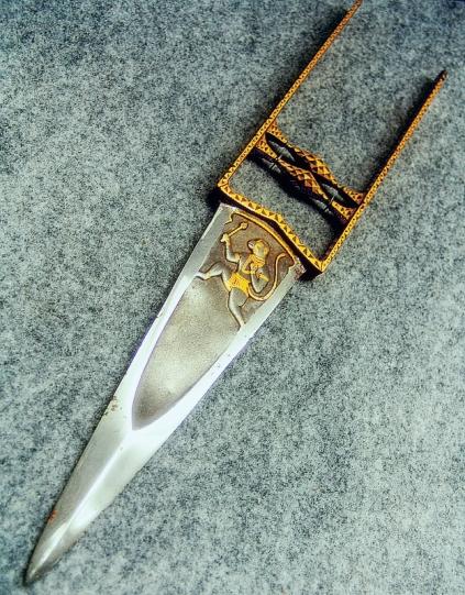 Hanuman-Katar-dagger-Nairs