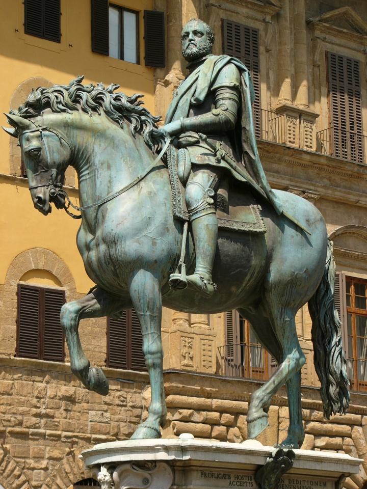 PI6D98-2ruiterstandbeeld_Cosimo_I_de'_Medici