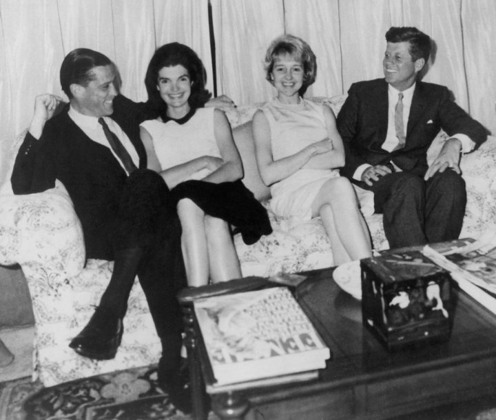 Brief shining moment: the Bradlees and the Kennedys at the White House, May 1963.5AC3ECD3-9DFD-49C3-8D33-BCD2D6B01DA9